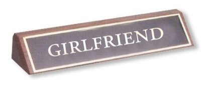 Girlfriend Title