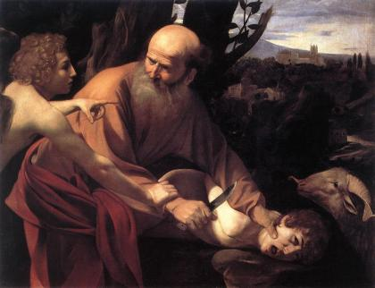 The_Sacrifice_of_Isaac_by_Caravaggio
